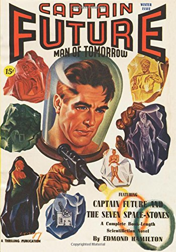 Download Captain Future - Winter/41: Adventure House Presents: pdf epub