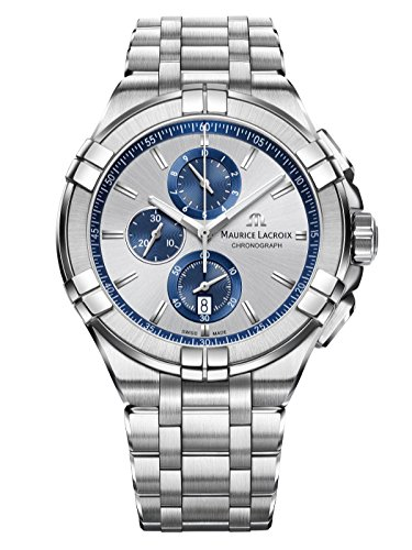 new-gents-maurice-lacroix-aikon-blue-silver-dial-swiss-chronograph-watch-ai1018-ss002-131