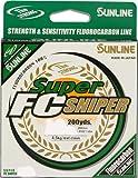 Sunline Fluorocarbon Super FC Fishing Line
