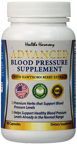 Hawthorn berry for high blood pressure dosage