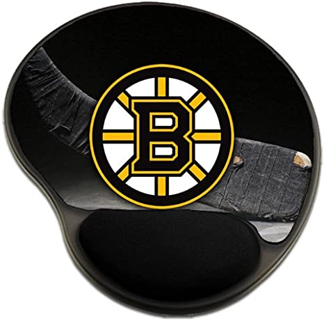 Boston Baseball Basketball Mouse Pad Thick Neoprene Rectangle for Home Office /& Gamers use as a Water Proof hot pad,Trivet,Mousepad