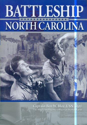 Battleship North Carolina (North Carolina Battleship)