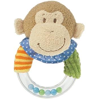 Amazon.com: Mary Meyer Rattle Mango overol, Dino: Baby