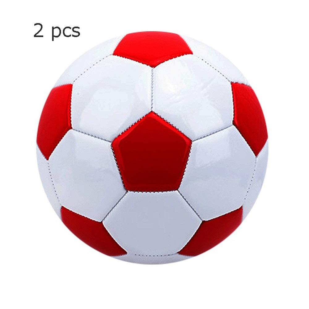 Training Football Mini Soccer Ball Toys Kids Children Indoor Outdoor Activities Sports Size 3 Outdoor Sport Smooth Soccer Training Balls Multiple Colors Ball Outdoor Sports ( Color : C3 , Size : 4 ) by Monkibag-SP