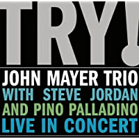 Try: John Mayer Trio Live in Concert [CD, Import, from US]ジョン・メイヤー |