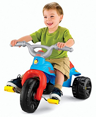 Fisher-Price Thomas the Train Tough Trike (Plastic Tricycle)