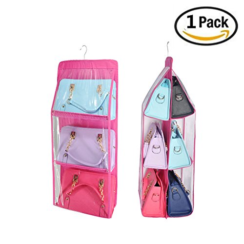 yamde-dust-hanging-6-clear-pocket-closet-handbag-holder-shoes-save-space-organizer-roseo