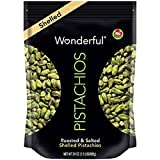 Wonderful Shelled Pistachios (680g-24oz).