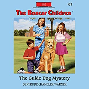 The Guide Dog Mystery Audiobook