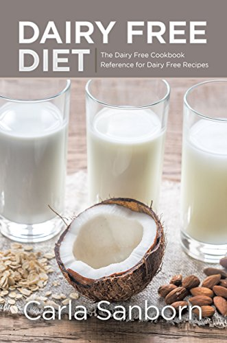 Dairy Free Diet Cookbook Reference ebook product image