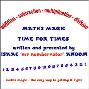 Maths Magic Audiobook