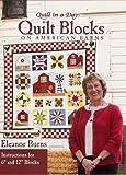 Quilt Block on American Barns, Eleanor Burns, 1891776401