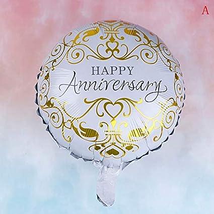 Amazon.com: Globos y accesorios – 1 pieza de feliz ...
