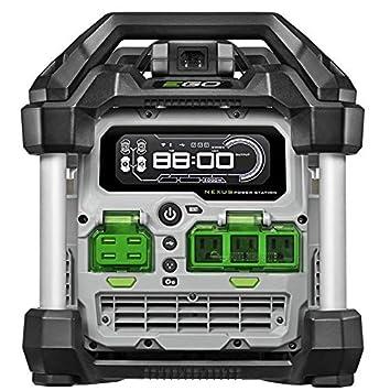 Ego - Estación de energía portátil Nexus (56 V, 3000 W, Pilas no ...