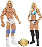 (US) WWE Charlotte and Ric Flair Figure (2 Pack)