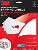 3M Print-to-the-Edge Shipping Labels for Laser Printers, White Review and Comparison