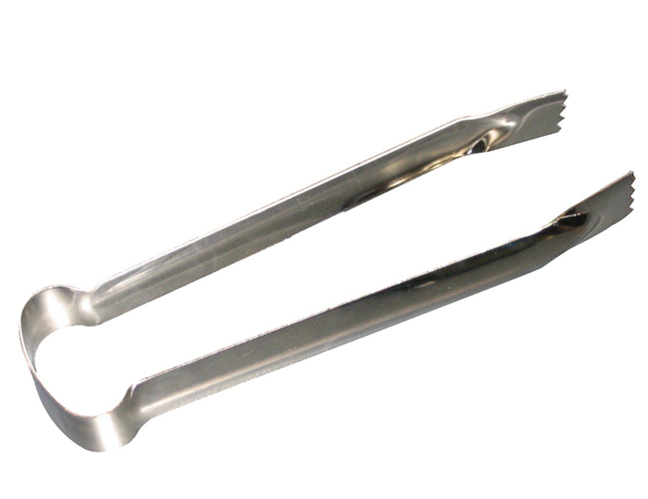 Turk 73357 pinze per carbonella Molla realizzata in acciaio nichelato, 24 cm 24cm