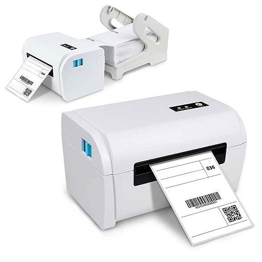 DAETNG Impresora de Etiquetas de envío, Puerto USB Bluetooth de ...