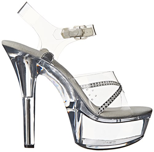 Transparente Shoes601 Para jewel 601 joya Ellie mujer dYO0xTYw