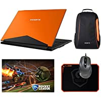Gigabyte Aero 14Wv7-OG4 Select Edition (i7-7700HQ, 32GB RAM, 512GB NVMe SSD, NVIDIA GTX 1060 6GB, 14 IPS QHD, Windows 10) VR Ready Gaming Notebook – Orange