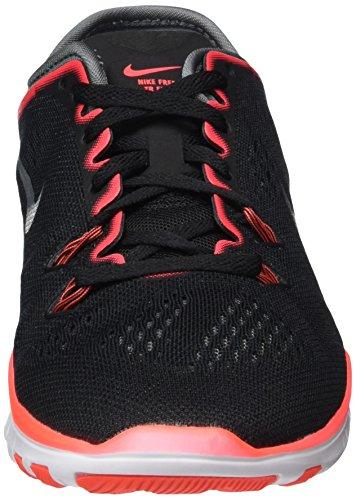 Nike Free 5.0 Tr Fit 5 Zwart / Grijs / Crimson / Wit 704674-008