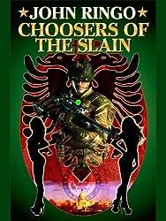 Choosers of the Slain (Paladin of Shadows Book 3)