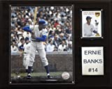 MLB Ernie Banks Chicago Cubs Player Plaque