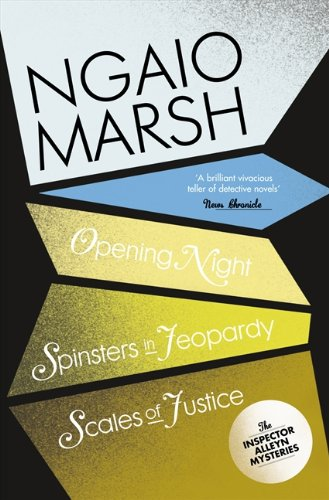 Opening Night / Spinsters in Jeopardy / Scales of Justice pdf