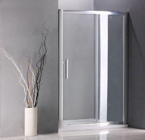 1400 x 900 mm mampara corredera puerta de la ducha mampara de ...