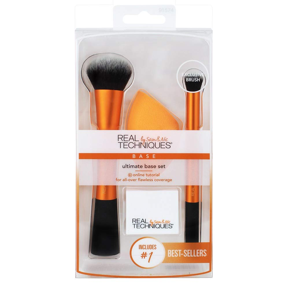 real techniques all over face brush