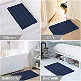Bathroom Rugs and Mats Sets Chenille 2-Piece Bath