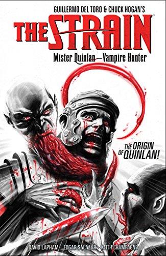 The Strain: Mister Quinlan--Vampire Hunter]()
