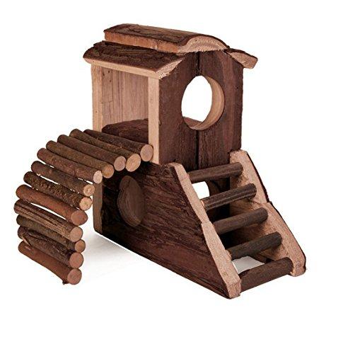Croci Maison pour Petits Animaux 17x17x10 cm R2075896