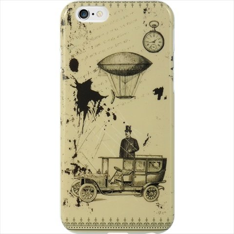 Dream Wireless Cell Phone Case for Apple iPhone 6/6s - Retail Packaging - Inventor TIIP6INTO