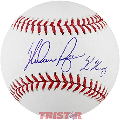 Ball Nolan Ryan (Nolan Ryan Signed Autographed Official ML Baseball Inscribed K King TRISTAR COA)