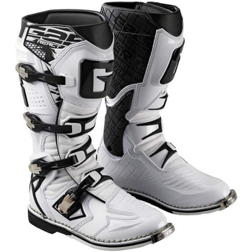 Gaerne G-React Mens White Motocross Boots - 13 for sale  Delivered anywhere in USA