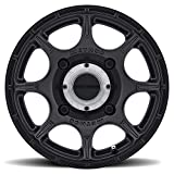 """Method Race Wheels Roost Matte Black Wheel with Clear Coat (12x7""""/4x156mm, +36mm offset)"""
