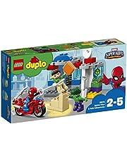 LEGO DUPLO Spider-Man & Hulk Adventures 10876 Playset Toy