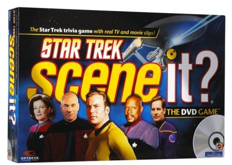 (Scene It Star Trek DVD Game)