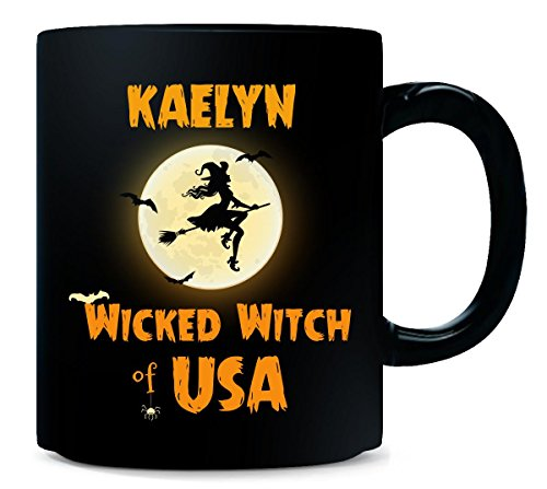 Kaelyn Wicked Witch Of Usa Halloween Gift -