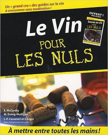 Livres gratuits en ligne Le Vin Pour Les Nuls pdf epub