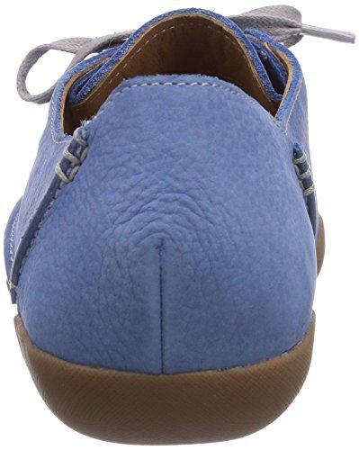 Vale mid Felicia Blue Clarks Derbies À Femme Nubuck Bleu Lacets pHxa5q0w