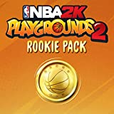Nba 2K Playgrounds 2: Rookie Pack 3000 VC - PS4 [Digital Code]