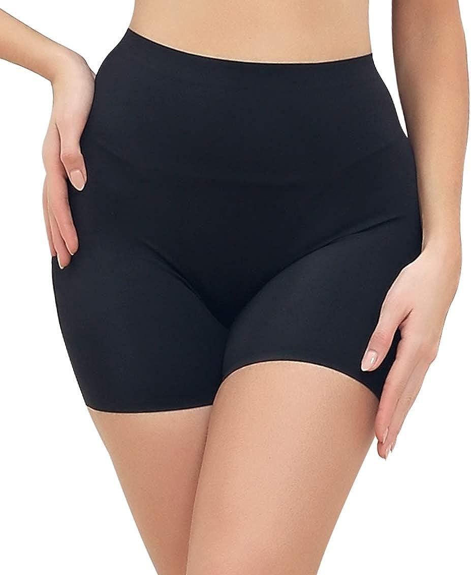 MISS MOLY Mujer Boxer Short Leggings Cortos Pantalon Mujeres de Encaje Faldas escalonadas Falda Corta bajo Pantalones de Seguridad Ropa Interior