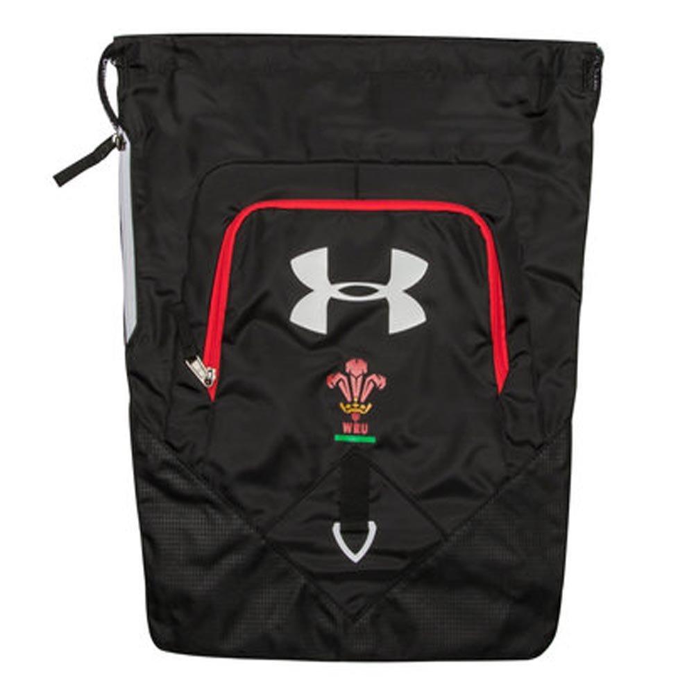 2018-2019 Wales Rugby WRU Undeniable Gym Bag (Black) B076W9PJ52Black One Size