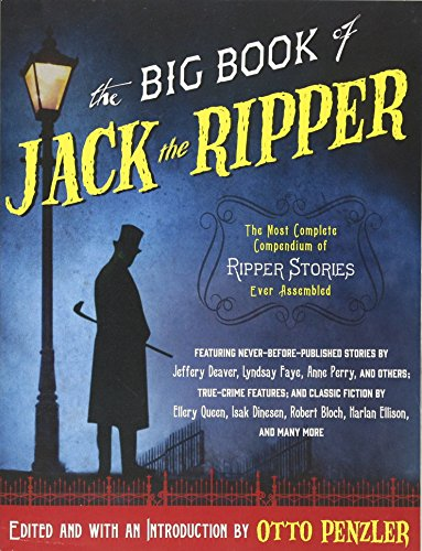 The Big Book of Jack the Ripper (Vintage Crime/Black Lizard Original) - Saucy Jack