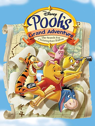 Pooh's Grand Adventure:   The Search For Christopher Robin ()