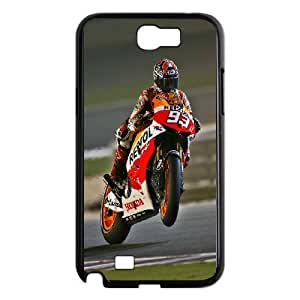 Personalized Creative Marc Marquez For Samsung Galaxy Note 2 N7100 LOSQ402407