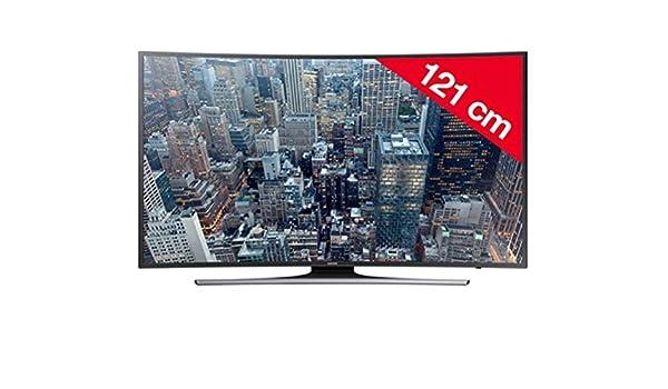 ue48ju6500 – redondeado televisor LED Smart TV Ultra HD + Cable HDMI F3Y021BF2 M – 2 m: Amazon.es: Electrónica