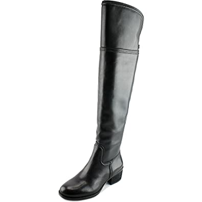 8e8a52406b8 Vince Camuto Women s Baldwin Over The Knee Boots Black Size 4.5 ...